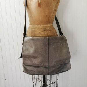 Vintage Coach Leather Thompson Messenger Bag
